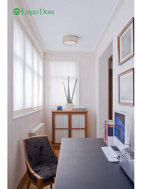 Ремонт 4-комнатной квартиры. Стиль интерьера - легкая классика. Фото 012