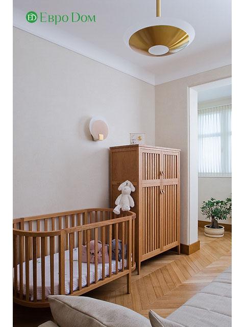 Ремонт 4-комнатной квартиры. Стиль интерьера - легкая классика. Фото 014