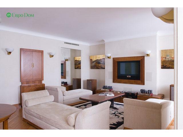 Ремонт 4-комнатной квартиры. Стиль интерьера - легкая классика. Фото 016
