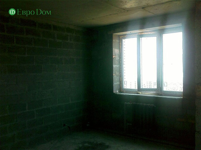 Ремонт 4-комнатной квартиры. Стиль интерьера - легкая классика. Фото 020