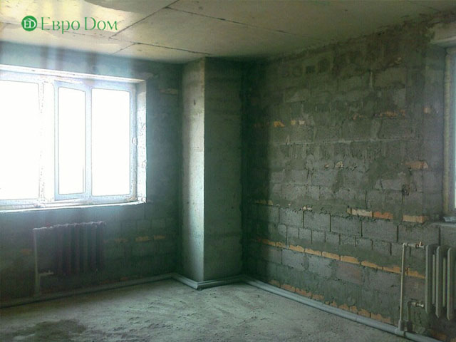 Ремонт 4-комнатной квартиры. Стиль интерьера - легкая классика. Фото 024