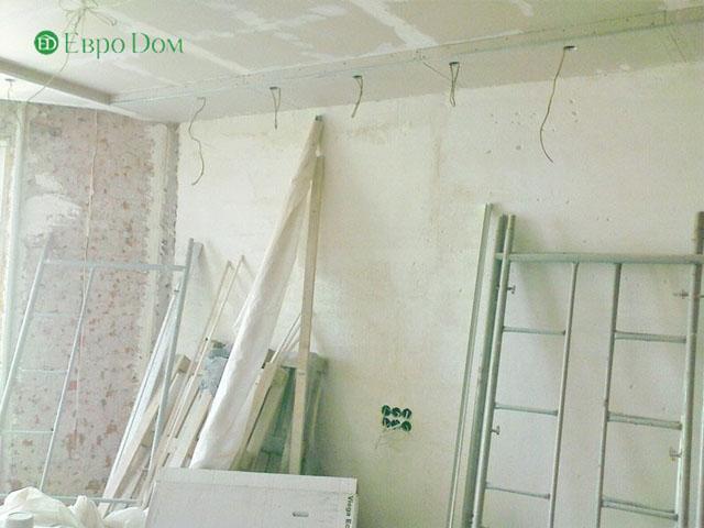 Ремонт 4-комнатной квартиры. Стиль интерьера - легкая классика. Фото 031
