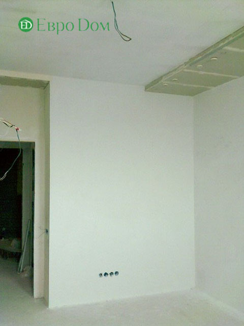 Ремонт 4-комнатной квартиры. Стиль интерьера - легкая классика. Фото 032