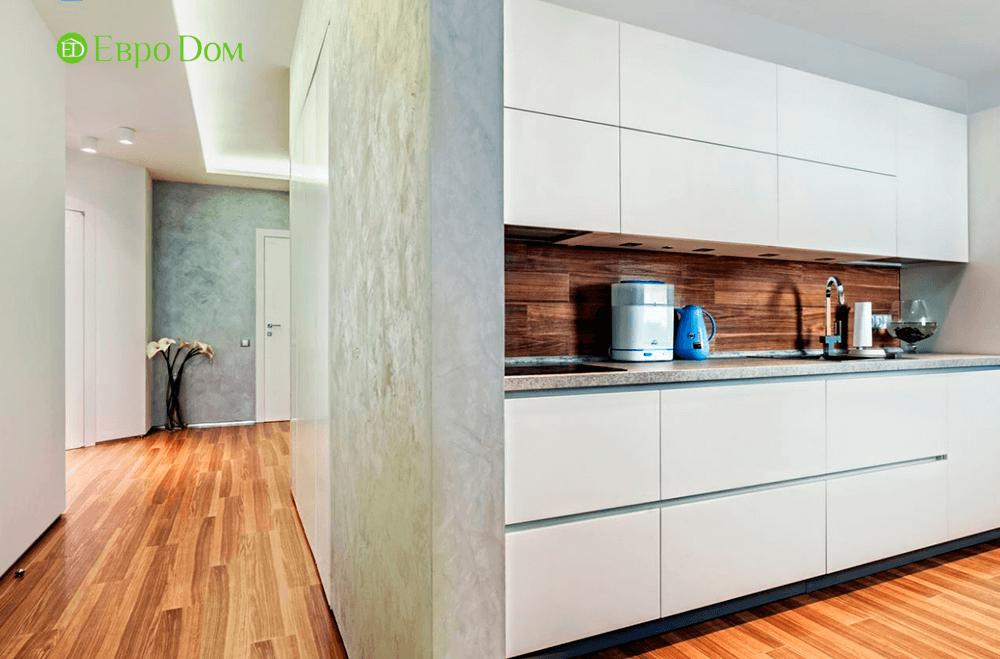 Ремонт и отделка 4-комнатной квартиры в современном стиле. Фото 02