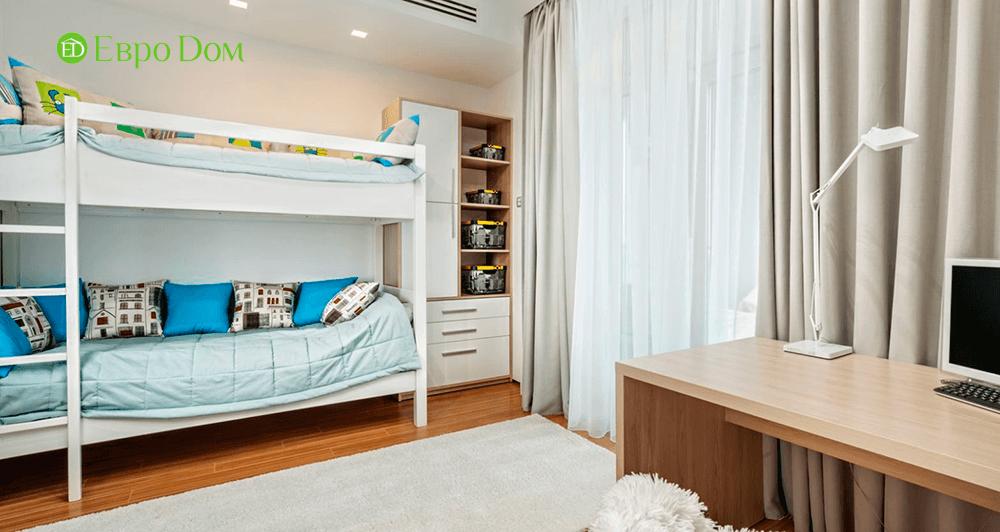 Ремонт и отделка 4-комнатной квартиры в современном стиле. Фото 03