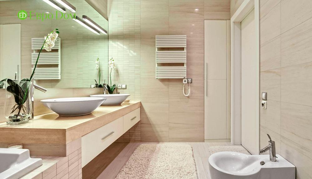 Ремонт и отделка 4-комнатной квартиры в современном стиле. Фото 013