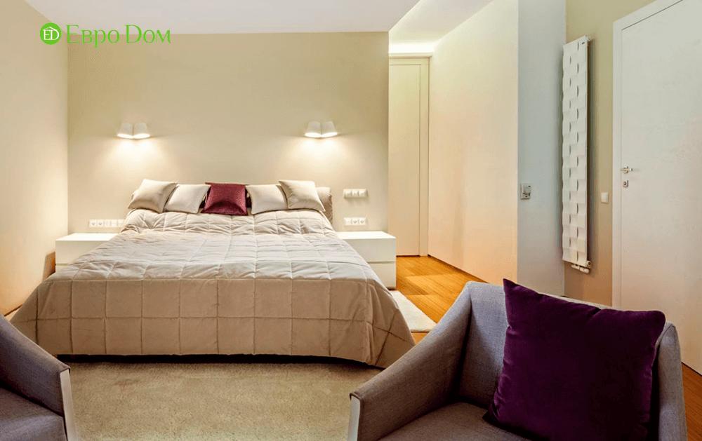 Ремонт и отделка 4-комнатной квартиры в современном стиле. Фото 014