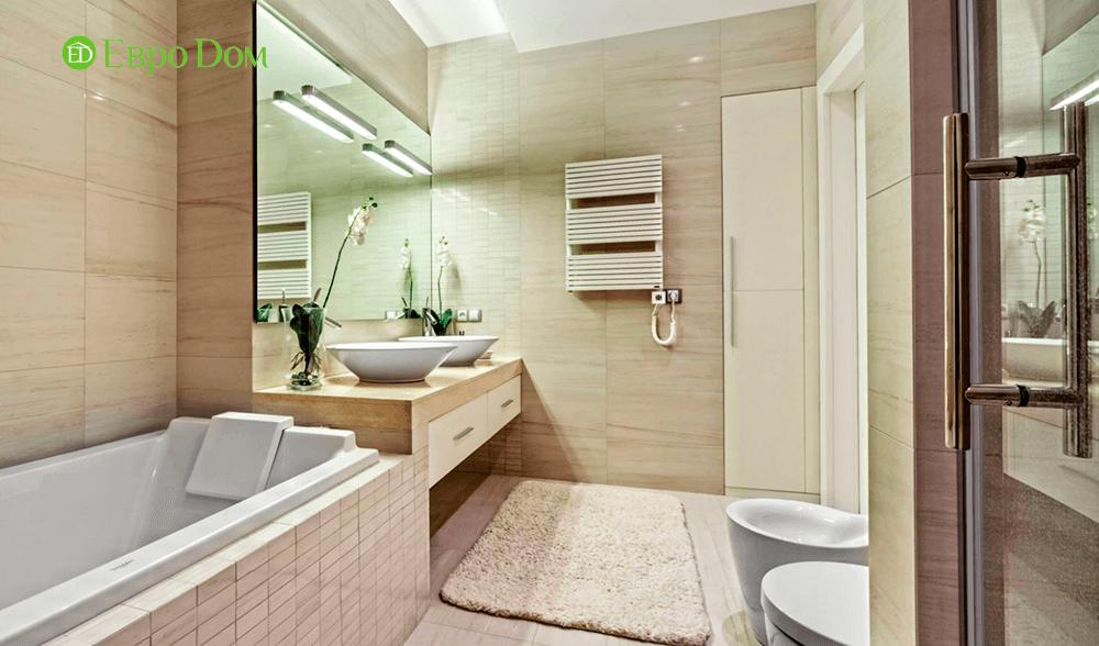 Ремонт и отделка 4-комнатной квартиры в современном стиле. Фото 023