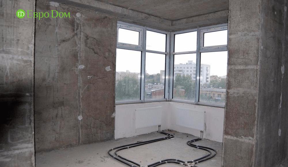 Ремонт и отделка 4-комнатной квартиры в современном стиле. Фото 029