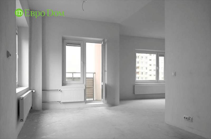 Ремонт и отделка 4-комнатной квартиры в современном стиле. Фото 034