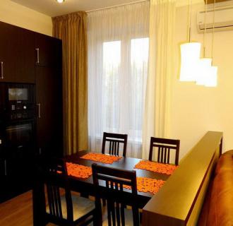 Ремонт двухкомнатной квартиры 58 кв. м в современном стиле. Фото проекта