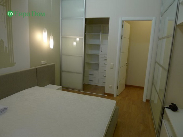 Ремонт 2-комнатной квартиры 58 кв. м в современном стиле. Фото 06