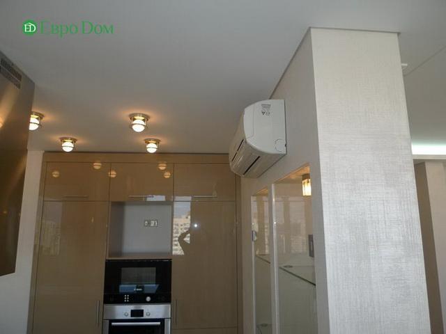 Ремонт и отделка 2-комнатной квартиры в современном стиле. Фото 02