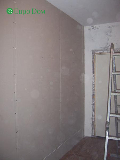 Ремонт и отделка 2-комнатной квартиры в современном стиле. Фото 017