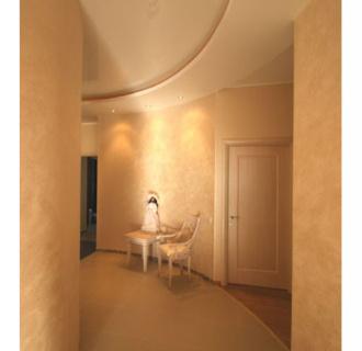 Ремонт двухкомнатной квартиры 180 кв. м в стиле неоклассика. Фото проекта