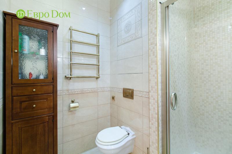 Ремонт трёхкомнатной квартиры. Интерьер в классическом стиле. Фото 08