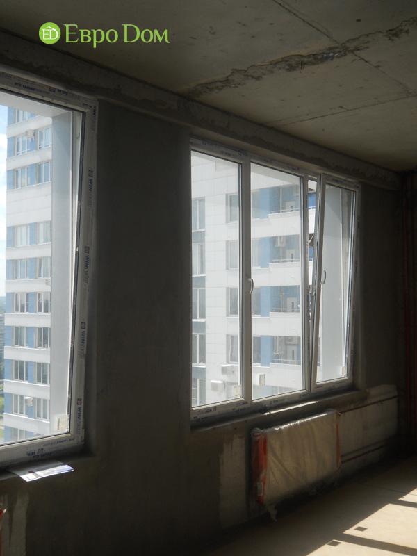 Ремонт трёхкомнатной квартиры. Интерьер в классическом стиле. Фото 022