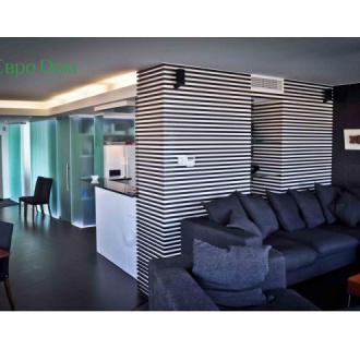 Ремонт коттеджа 145 кв. м в современном стиле. Фото проекта