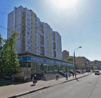 Ремонт однокомнатной квартиры 59 кв. м в современном стиле. Фото проекта