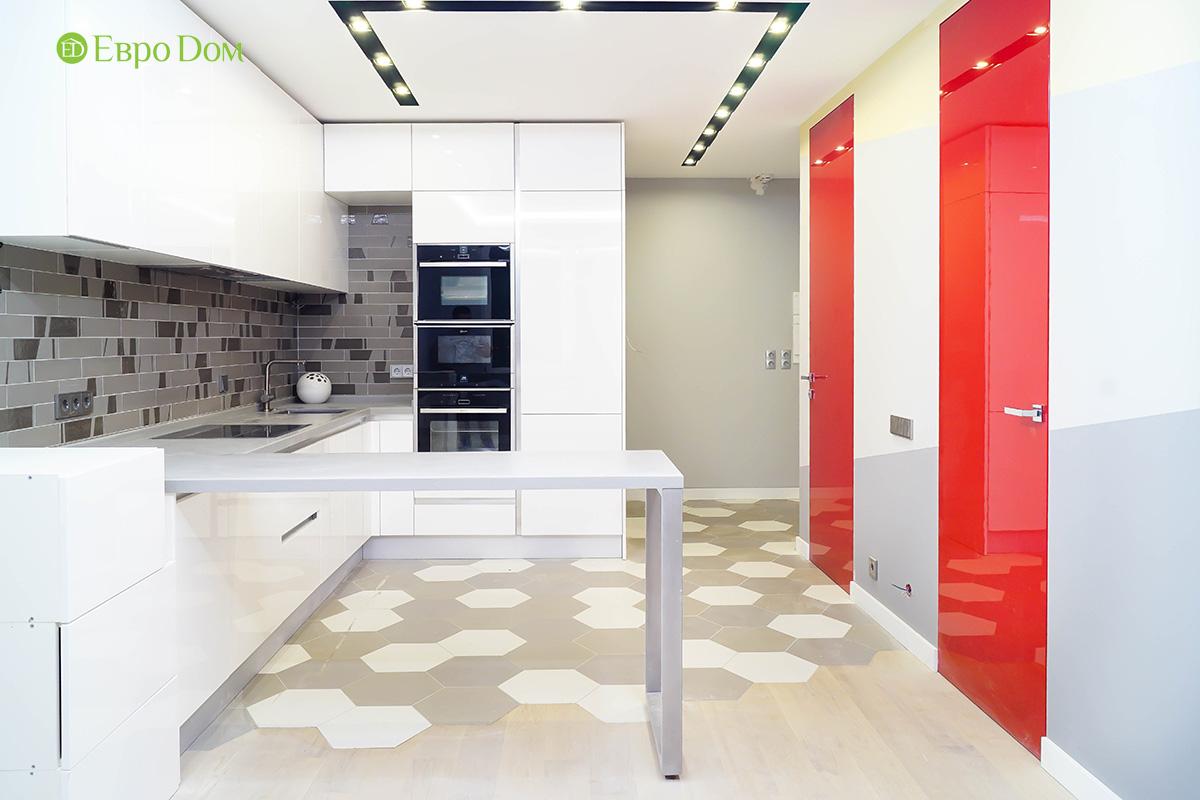 Ремонт однокомнатной квартиры в стиле минимализм