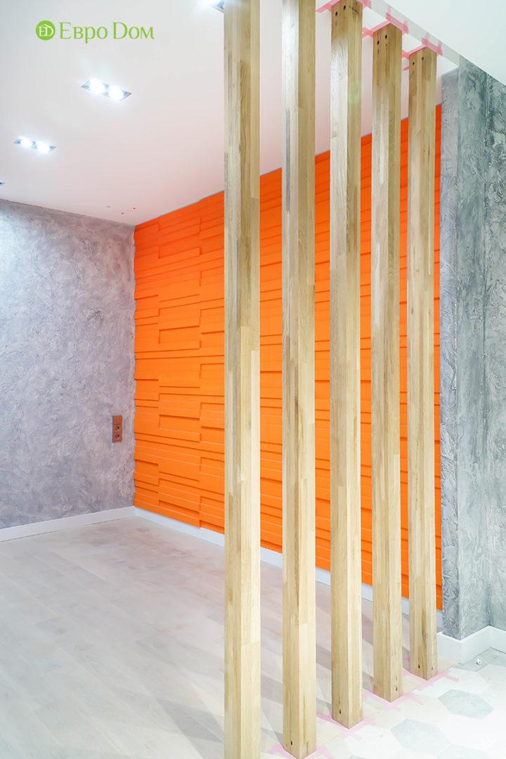 Ремонт однокомнатной квартиры 50 кв. м в современном стиле. Фото 010