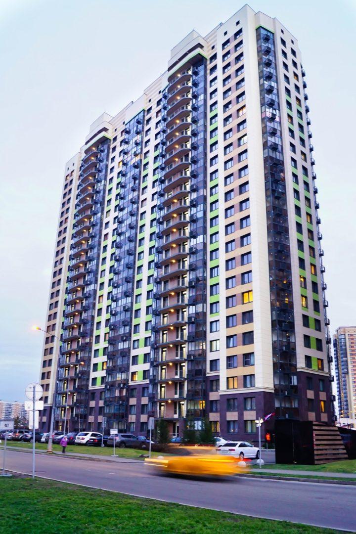 Ремонт однокомнатной квартиры 50 кв. м в современном стиле. Фото 024