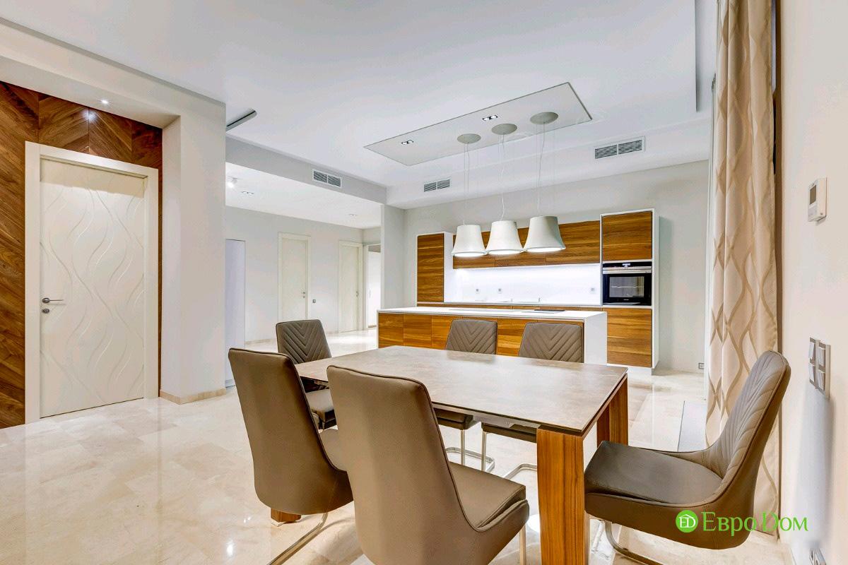 Ремонт трёхкомнатной квартиры 160 кв. м в современном стиле. Фото 03