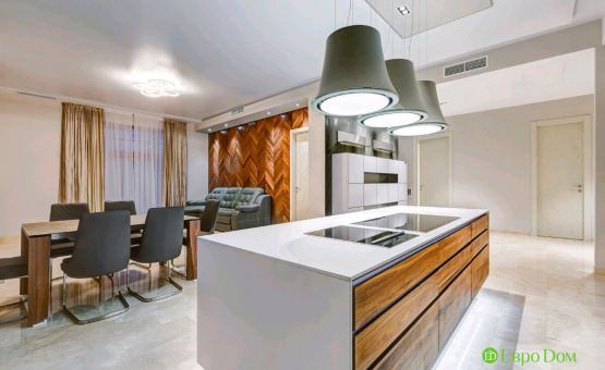 Ремонт квартиры в панельном доме 160 кв.м. по адресу г. Москва, Новогиреевская ул, д. 30. Фото 4