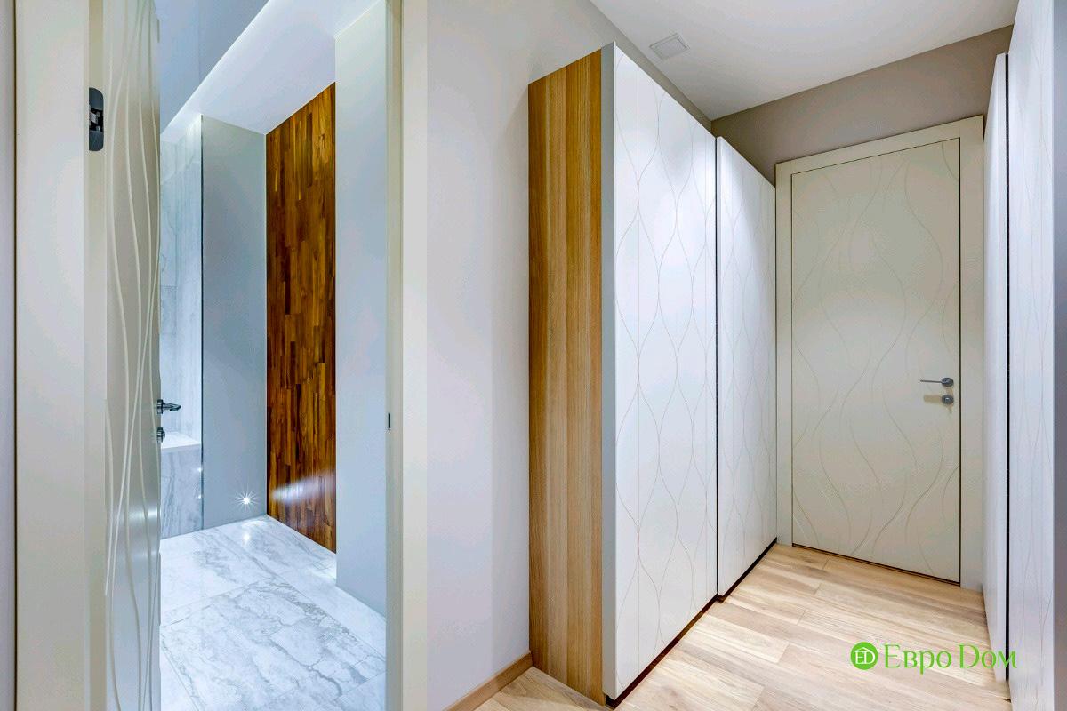 Ремонт трёхкомнатной квартиры 160 кв. м в современном стиле. Фото 06