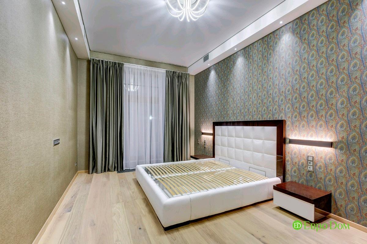Ремонт трёхкомнатной квартиры 160 кв. м в современном стиле. Фото 012