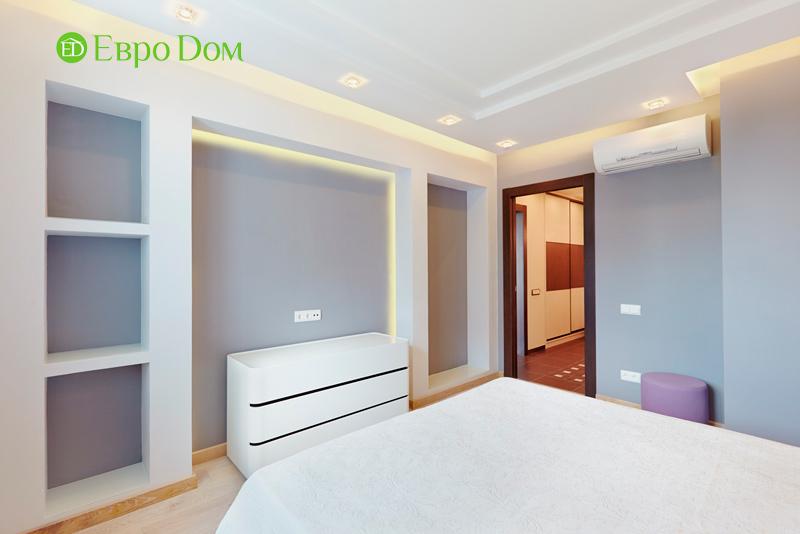 Ремонт и отделка 4-комнатной квартиры в современном стиле. Фото 09