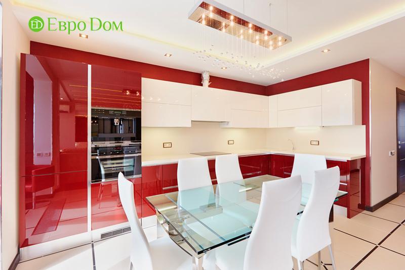 Ремонт и отделка 4-комнатной квартиры в современном стиле. Фото 018