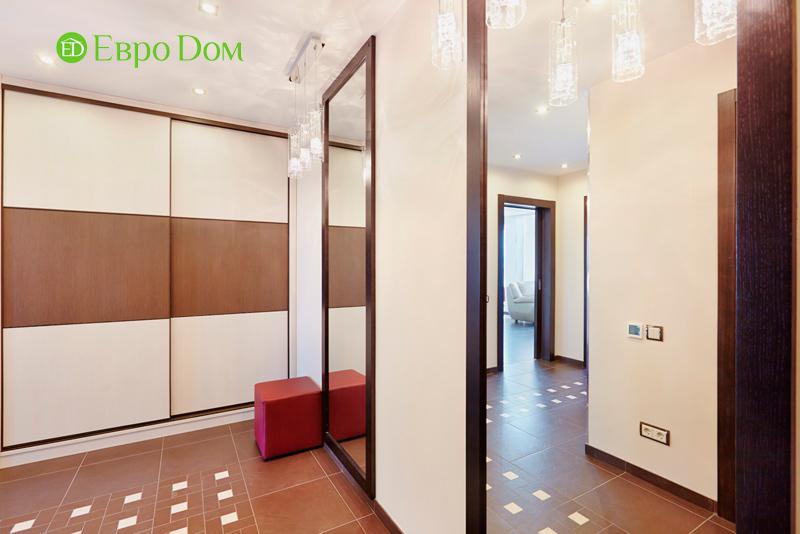 Ремонт и отделка 4-комнатной квартиры в современном стиле. Фото 019