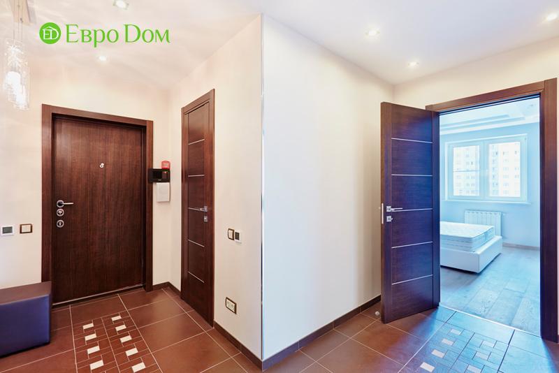 Ремонт и отделка 4-комнатной квартиры в современном стиле. Фото 024