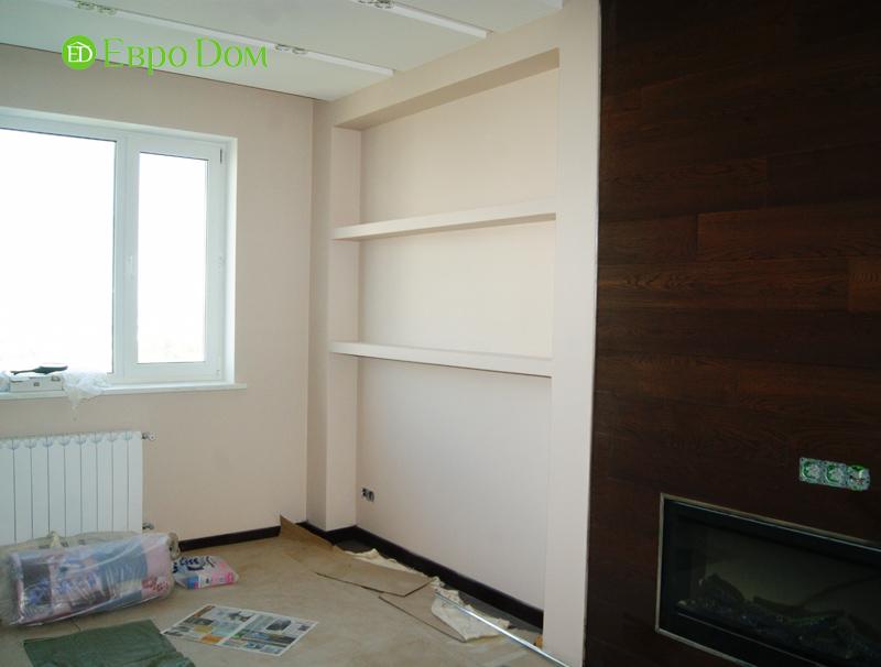 Ремонт и отделка 4-комнатной квартиры в современном стиле. Фото 025
