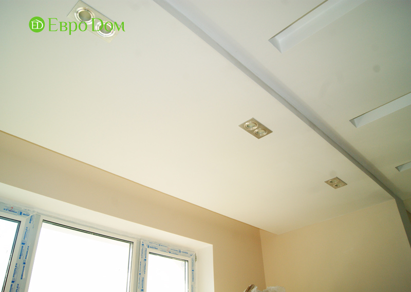 Ремонт и отделка 4-комнатной квартиры в современном стиле. Фото 039