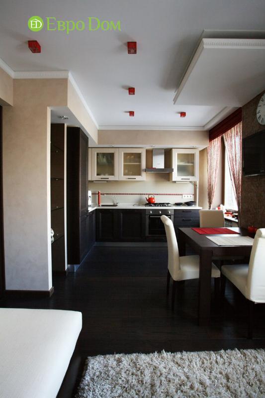 Ремонт трехкомнатной квартиры в современном стиле. Фото 03