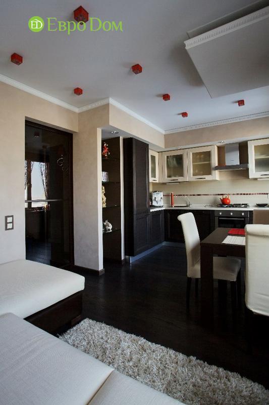 Ремонт трехкомнатной квартиры в современном стиле. Фото 06