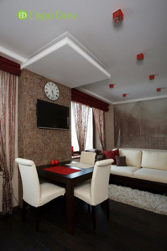 Ремонт трехкомнатной квартиры в современном стиле. Фото 07