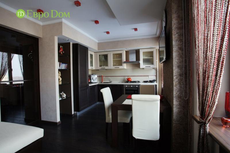 Ремонт трехкомнатной квартиры в современном стиле. Фото 08