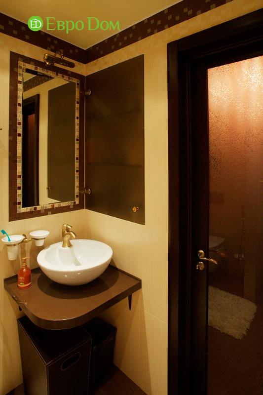 Ремонт трехкомнатной квартиры в современном стиле. Фото 010
