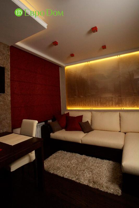 Ремонт трехкомнатной квартиры в современном стиле. Фото 013
