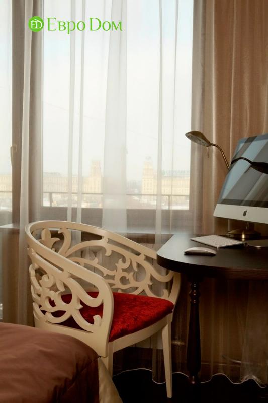 Ремонт трехкомнатной квартиры в современном стиле. Фото 015