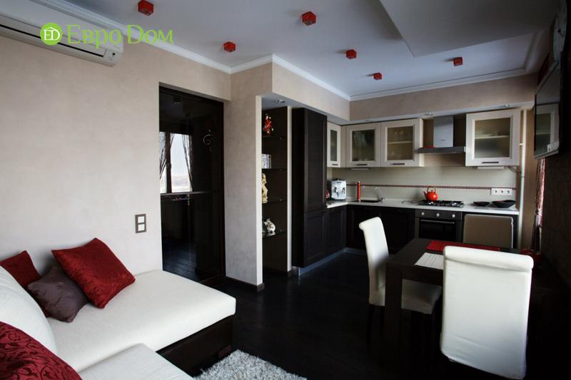 Ремонт трехкомнатной квартиры в современном стиле. Фото 018