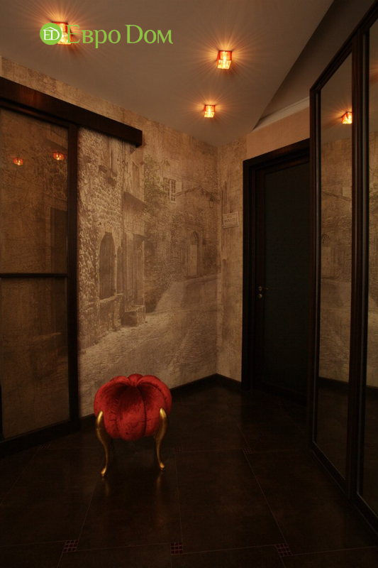 Ремонт трехкомнатной квартиры в современном стиле. Фото 020