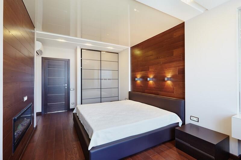 Спальня после ремонта Евродом