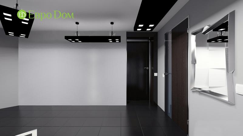 Дизайн-проекты. Стиль: Хай-тек. ЗD визуализация. Фото 4