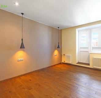 Ремонт четырехкомнатной квартиры 109 кв. м в современном стиле. Фото проекта