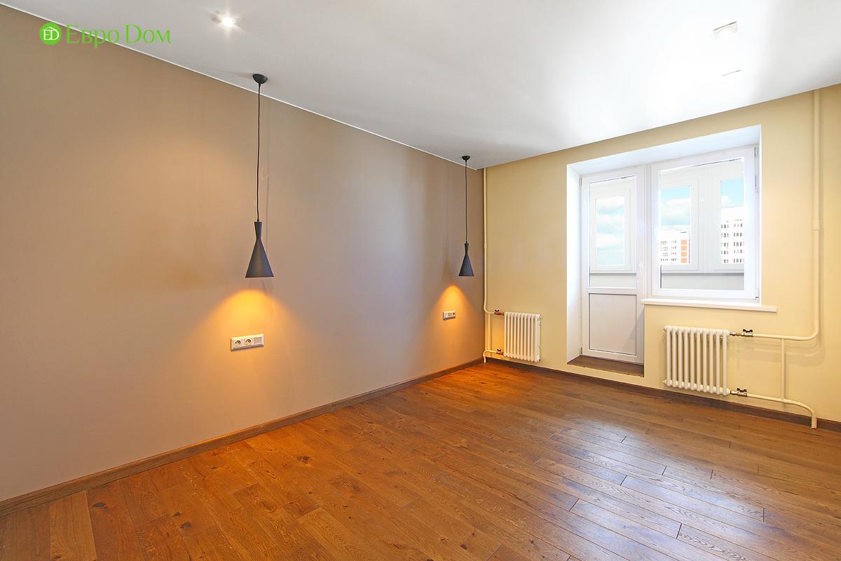 Ремонт и отделка 4-комнатной квартиры 109 кв. м.  Интерьер в современном стиле. Фото 02
