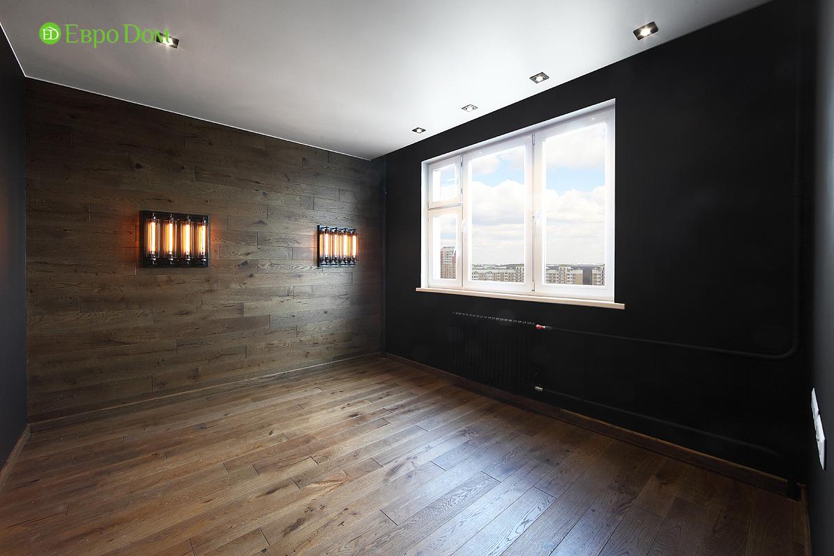 Ремонт и отделка 4-комнатной квартиры 109 кв. м.  Интерьер в современном стиле. Фото 026